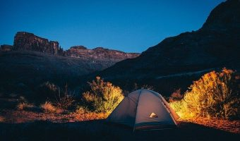 How To Heat A Tent Without Electricity?